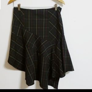 Lux Lux Lux Checkered Skirt...5/6